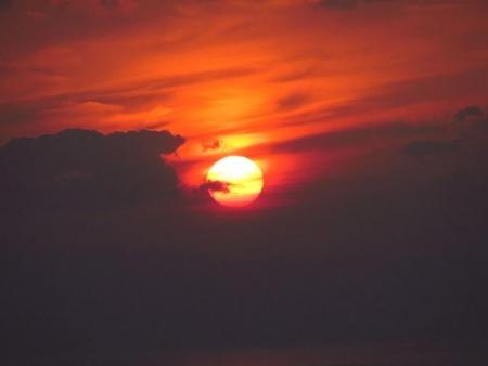 夕陽 061