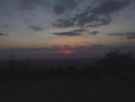 夕陽 075