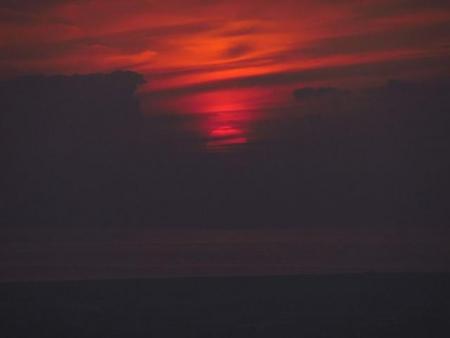 夕陽 070