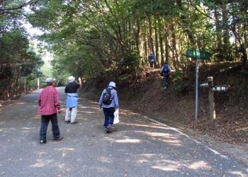 松尾ちゃんと登る清水山 070