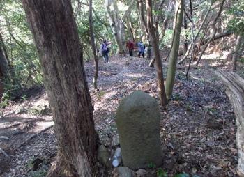 松尾ちゃんと登る清水山 062