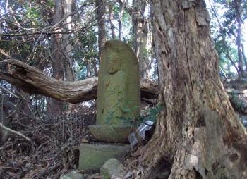 松尾ちゃんと登る清水山 061