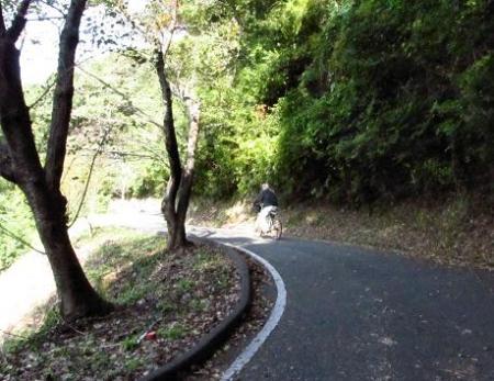 松尾ちゃんと登る清水山 130