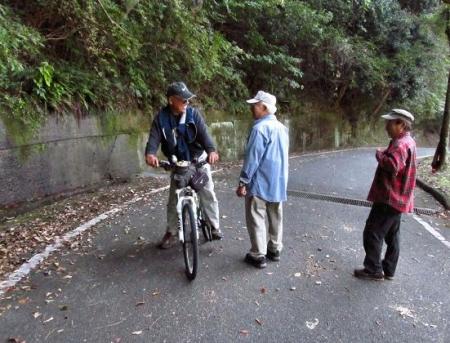 松尾ちゃんと登る清水山 121