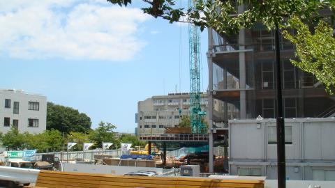 東日本国際大学キャンパス