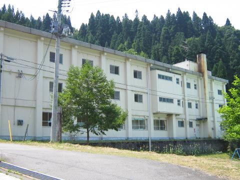 川口高校の寮
