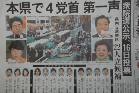 4党首福島