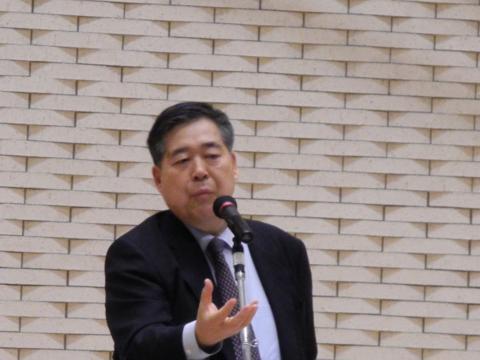 小泉武夫さん