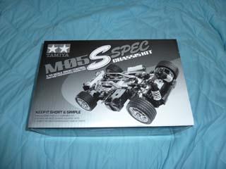M-05 S-SPEC 箱