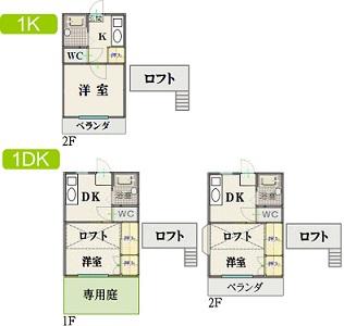 本荘町 賃貸 アパート