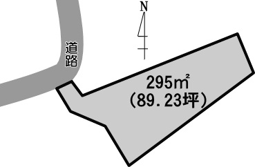 龍田9丁目土地