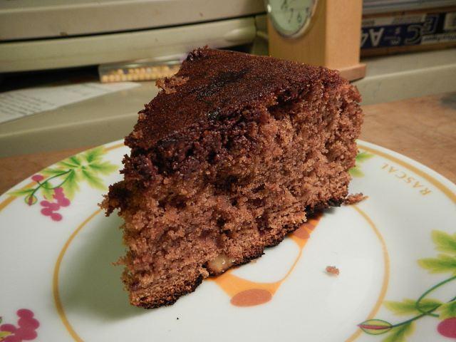 チョコレートケーキを作ってみた