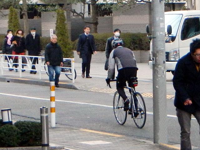 自転車通勤部