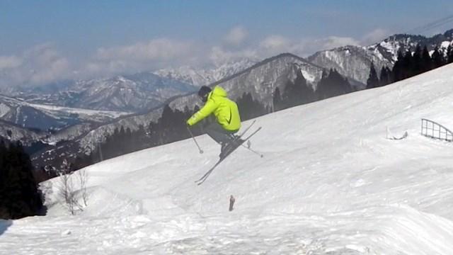 かぐら春スキーラスト