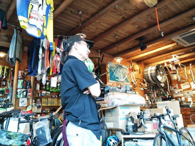 TEAM:C.C.Y 粋な自転車屋さん