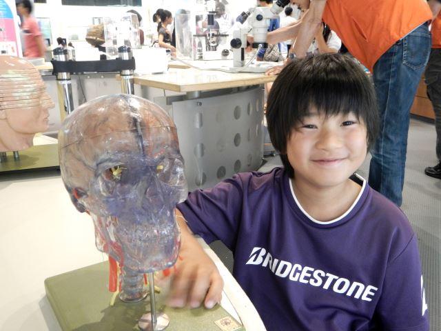 日本科学未来館の展示がイマイチ