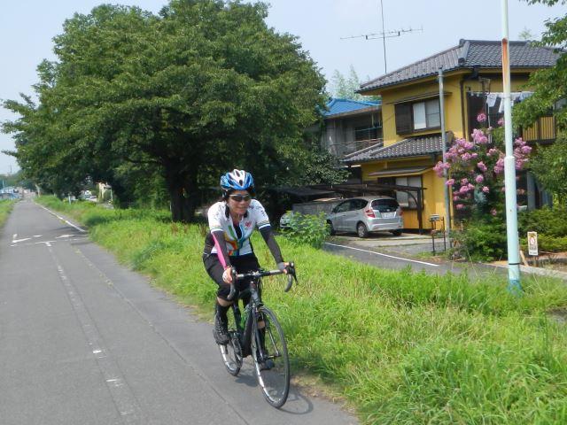 熱中症耐性訓練サイクリング