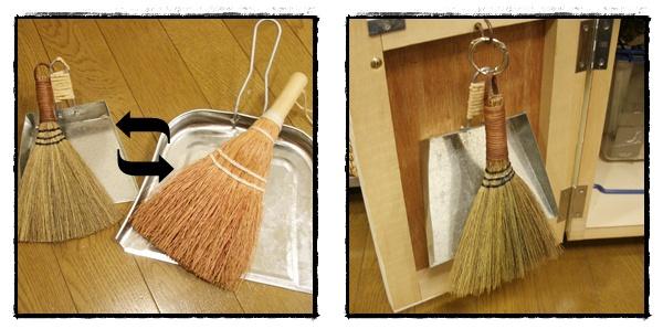 鳥カゴ掃除セット