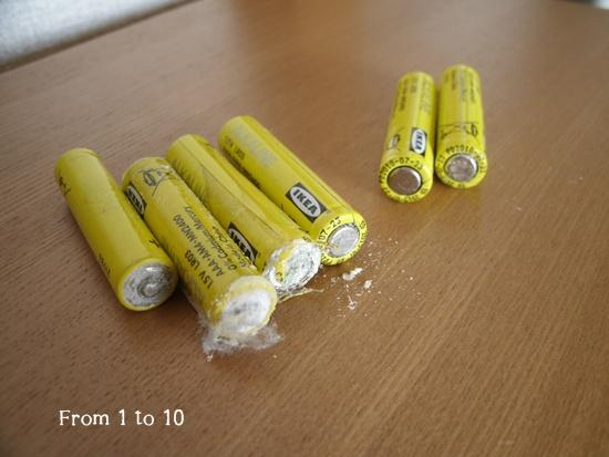 イケア電池②