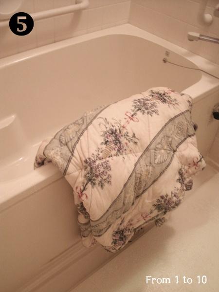 2013ベッドパッド洗濯⑤