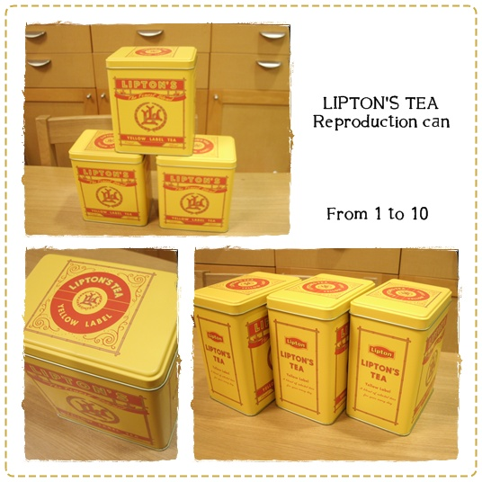 リプトン専用缶②