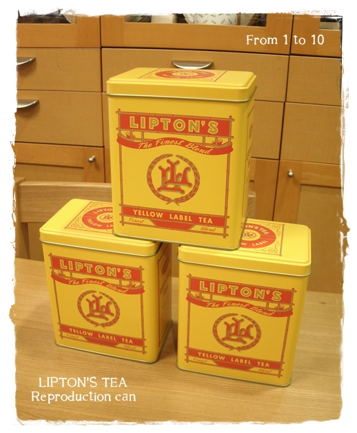 リプトン専用缶③