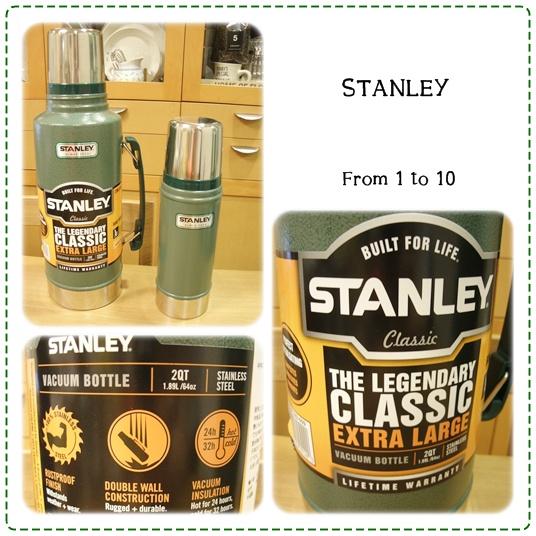 スタンレーボトル