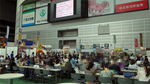 1409けやき広場ビール祭り
