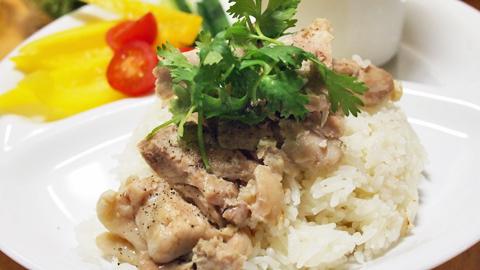 1409海南鶏飯
