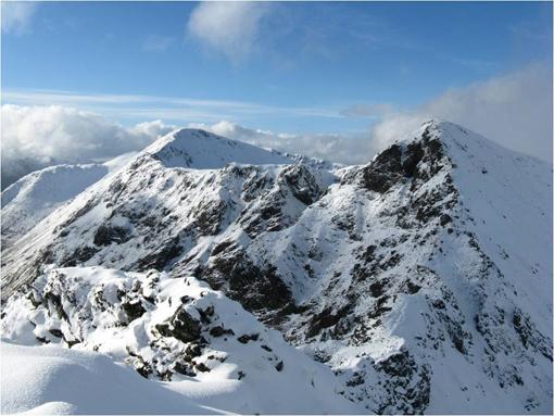 冬山登山1