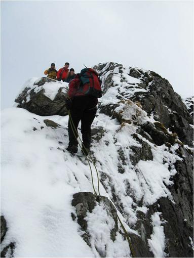 冬山登山2