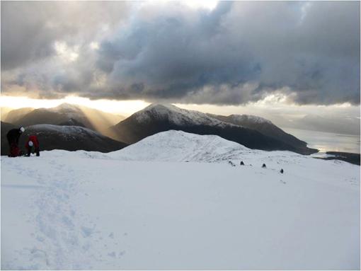 冬山登山5
