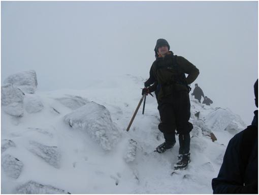 冬山登山11