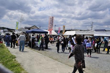 5月4日東京都の神社関係の有志よる諏訪神社縁日3