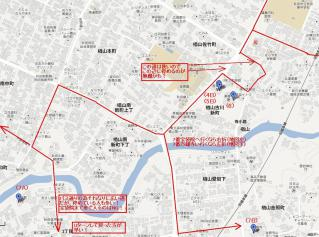 4B~7番拡大地図