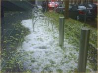 Melbourne Hail Storm (5)