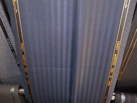 中外毛織のスーツ服地ハードレックス2010-2011秋冬