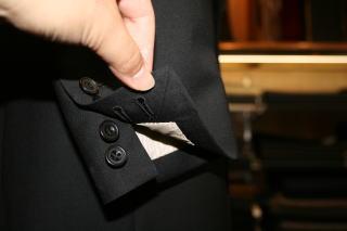 本切羽処理の袖