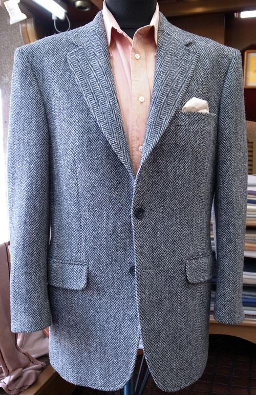 2010年ハリスツイードジャケット