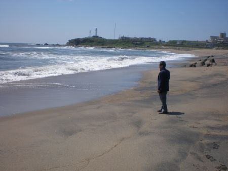 犬吠崎君ヶ浜海岸