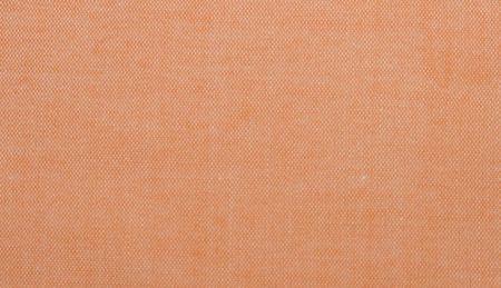 オレンジ色のシャツ生地ローンシャンブレー