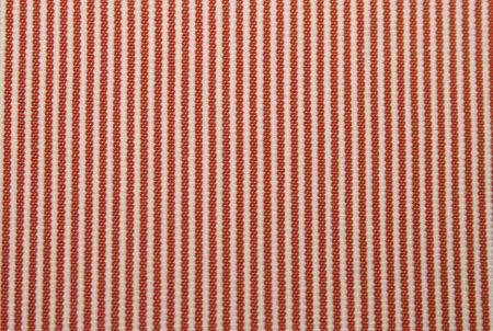 オレンジ色のオーダージャケット生地・コットンコードレーン