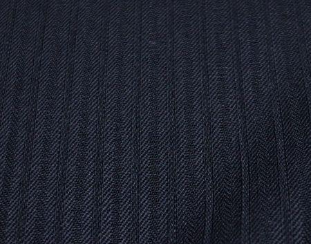 織り柄のストライプメンズスーツ