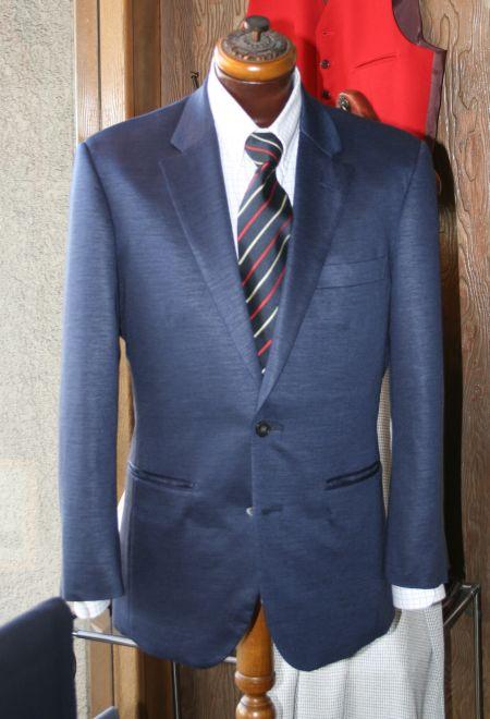 セミノッチのラミージャージージャケット