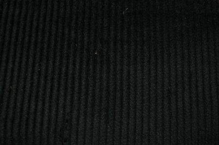 viscontiのコーデュロイ黒