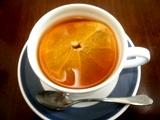 紅茶+オレンジ!