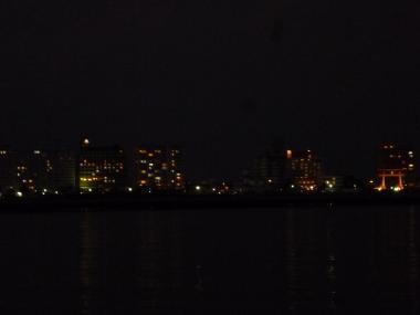 舘山寺夜景