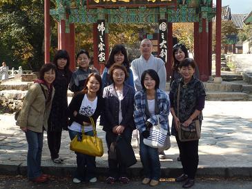 画像 2011年 釜山学習旅行 063 寺