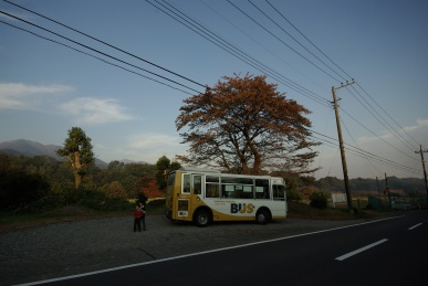 みくるべバス停2