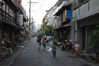 長崎の下町①